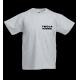 T-shirt 180g / nadruk przód