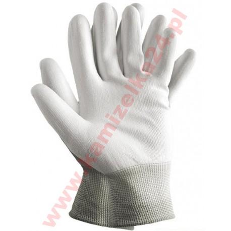 Rękawice RTEPO WHITE 12szt