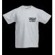 T-shirt 180g / nadruk przód 20szt