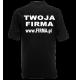 Koszulka Polo 170g / nadruk tył