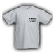 T-shirt 160g / nadruk przód